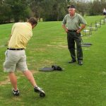 Gravity Golf Drills