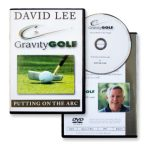 "Gravity Golf Putting – ""Putting On The Arc"" DVD"