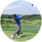 The Gravity Golf Swing Is the Most Efficient Way To Play Golf