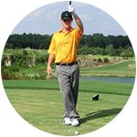 Left Handed Golf Drill | Adaptive Golf Drill For Playing With The Left Hand