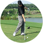 A 1 Arm Golf Swing Can Create Incredible Power