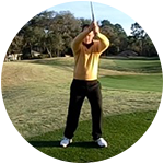 The Up-Route Drill aka The No-Back-swing Drill