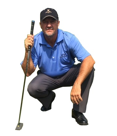 Certified Golf Instructor Jim Edgin at Orange County National Gravity Golf School location