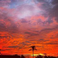 Boca Raton Sunset at Boca Lago Country Club – Home of Gravity Golf Schools