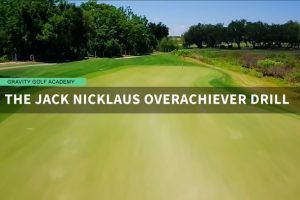 This Drill Is A Great Way To Feel What Jack Nicklaus Felt In His Golf Swing