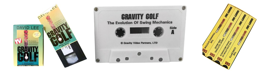 Gravity Golf Historical Content