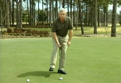 Having An Axis To Turn Over Will Free Kinetic Energy Through Your Putts